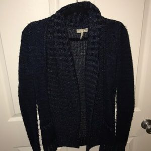 Pac Sun Dark Blue sweater
